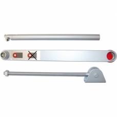 DORMA (dormakaba) Cтандартный рычаг до 500 mm ED100/250