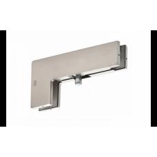 Universal Light Угловой фитинг для фрамуги и боковой панели PT 40 с осевой вставкой (ø 15 мм) Серия DORMA (dormakaba)